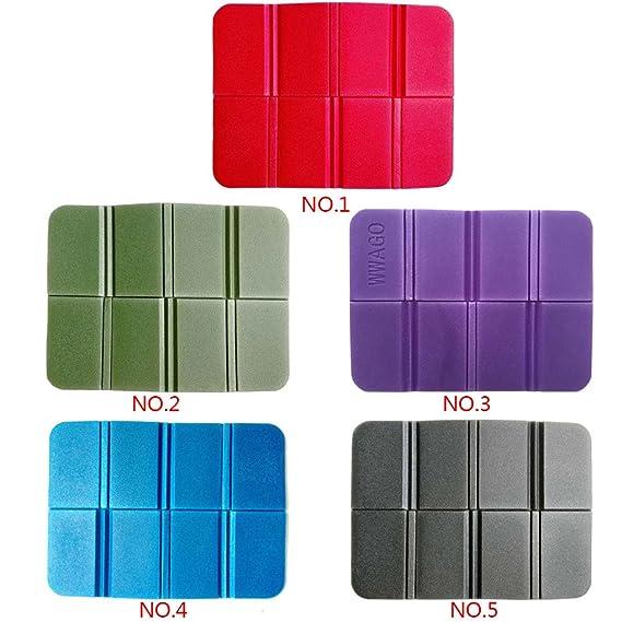 XPE cuscino portatile Bodhi2000/® in schiuma di polietilene reticolato per picnic impermeabile Tappetino pieghevole da esterno