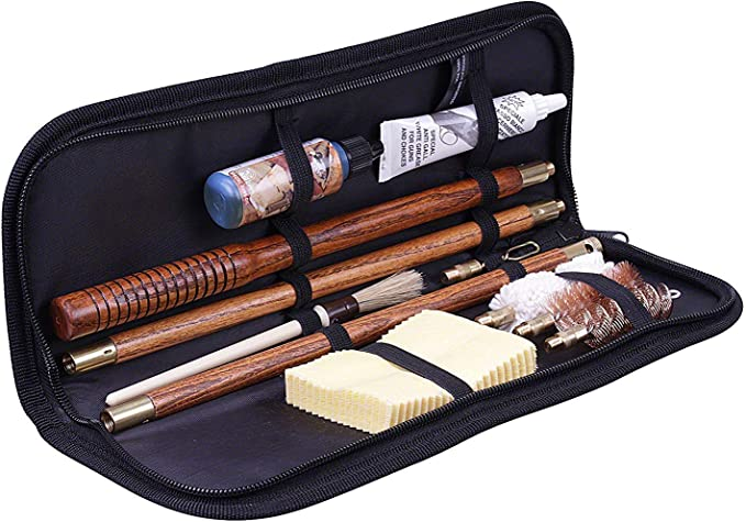 Bisley 12g Pouch Barrel Cleaning Kit [DNPCK12]: Amazon.co.uk: Kitchen & Home