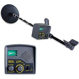 All-Sun TS150 Underground Metal Detector Treasure Hunter
