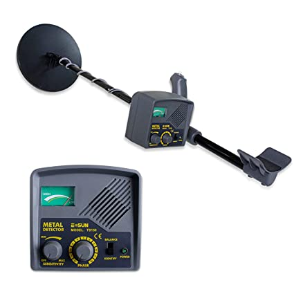 Amazon.com: all-sun TS150 Underground Metal Detector Treasure Hunter: Home Improvement