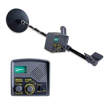 Amazon.com: all-sun TS150 Underground Metal Detector Treasure Hunter: Home Improvement