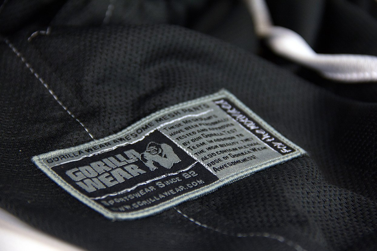 Gorilla Wear Logo Misto Pantaloni 100% 100% 100% Poliestere (90909) - Nero, S M, poliestere B00I1GGM3E S M Nero | Regalo ideale per tutte le occasioni  | Della Qualità  | A Buon Mercato  | A Basso Costo  | Ricca consegna puntuale  | Un equilibrio tra robustezz f4c8c2