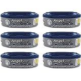 Angelcare Dress Up 6 Recharges Octogonale pour Bac