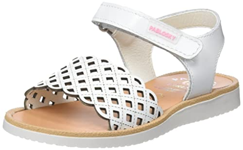 307e7e9488b7 Pablosky Girls  453409 Open Toe Sandals  Amazon.co.uk  Shoes   Bags
