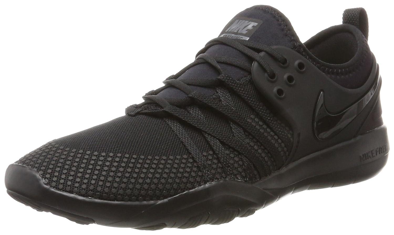 NIKE Free Tr 7 Womens Cross Training Shoes B00LL8LXAQ 10 B(M) US|Black/Black-dark Grey