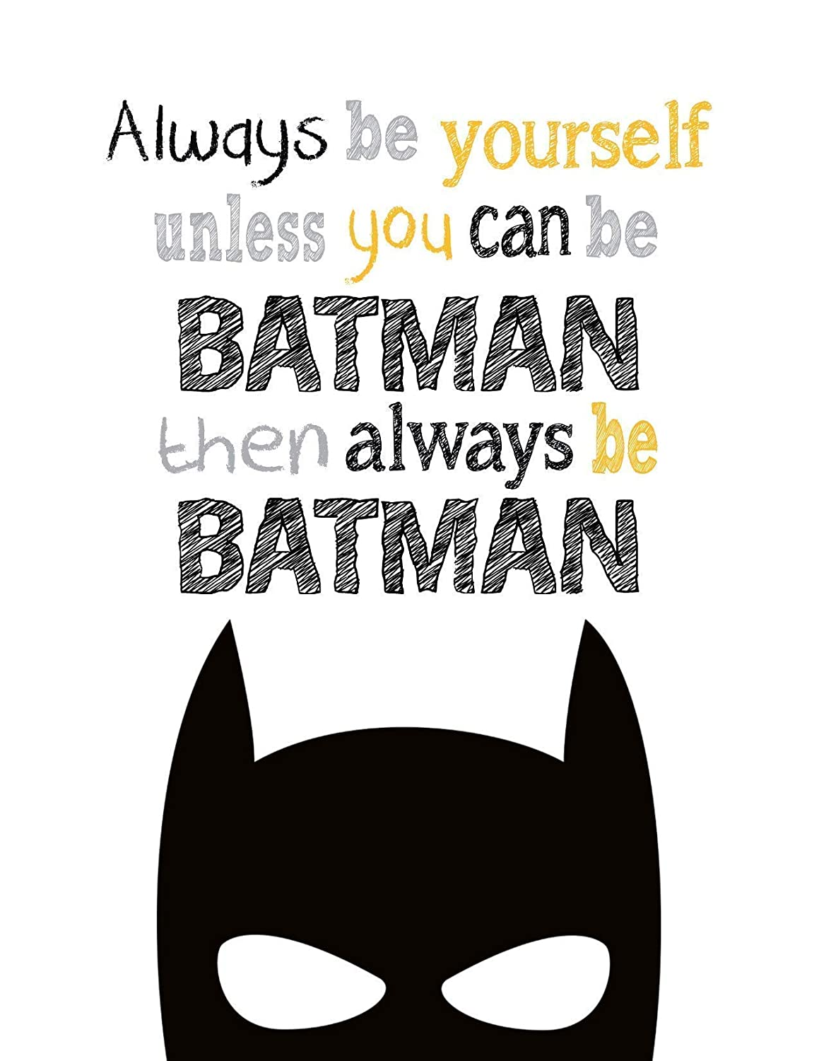 African American Personalized Superhero Motivational Nursery Decor Set of 3 Prints Dream Big Little Batman