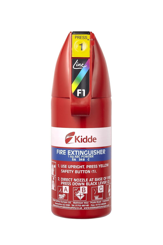 Kidde KSF1GM 1.0kg Easi Action Home Fire Extinguisher KIDKSF1GM