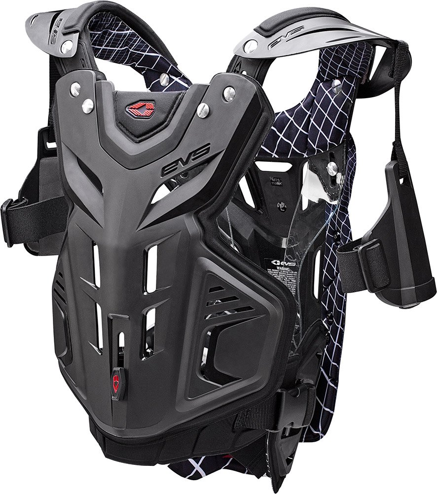 EVS Sports F2BK-M F2 Chest Protector by EVS Sports