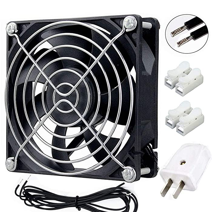 Top 10 80 X 80 Cooling Fan