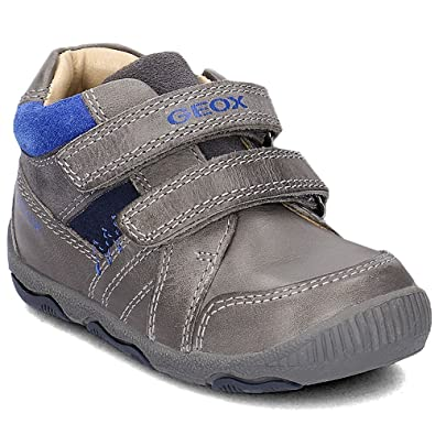 Geox Baby New Balu Boy - B640PB0CL22C0069 - Couleur: Gris - Pointure: 24.0 c8olhZmYi