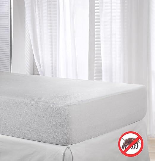 Velfont Protector de colchón, 160 x 200 cm: Amazon.es: Hogar