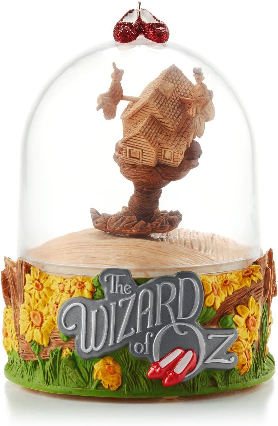 Hallmark It's A Twister - The Wizard of Oz 2013 Ornament