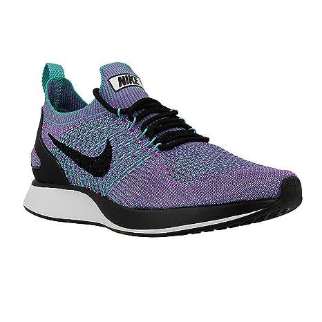 new arrival 9c389 79cf1 Nike Womens Air Zoom Mariah Flyknit Racer PRM Running Trainers 917658  Sneakers Shoes (UK 5.5 US 8 EU 39, Clear Jade Black Vivid Purple 300)   Amazon.ca  ...
