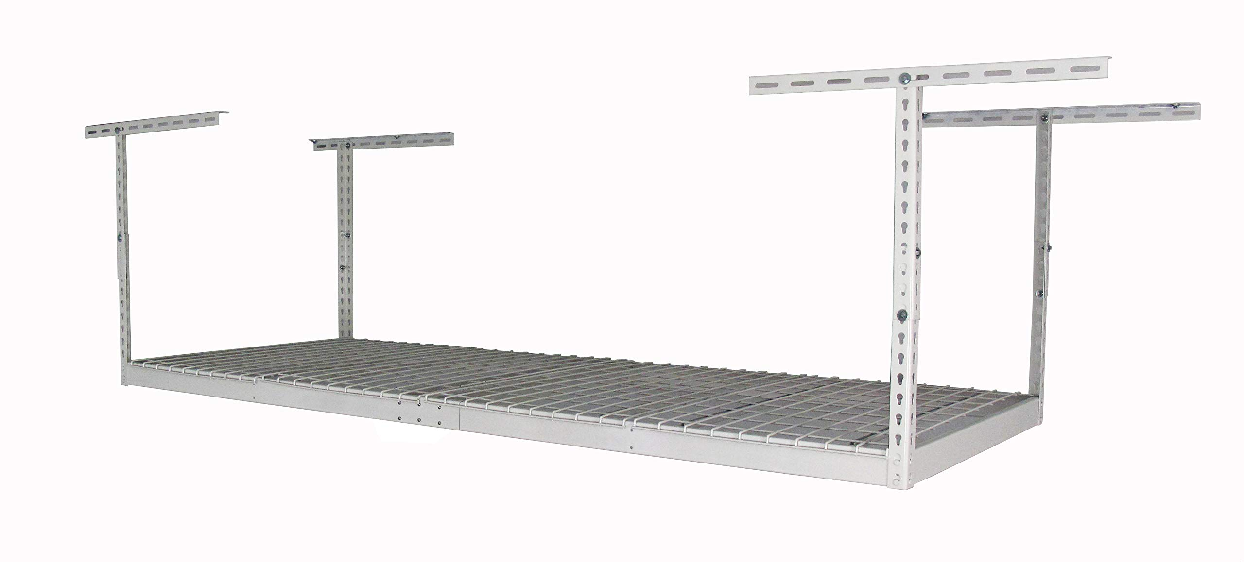 MonsterRAX - 3x8 Overhead Garage Storage Rack (24''-45'') by MonsterRax