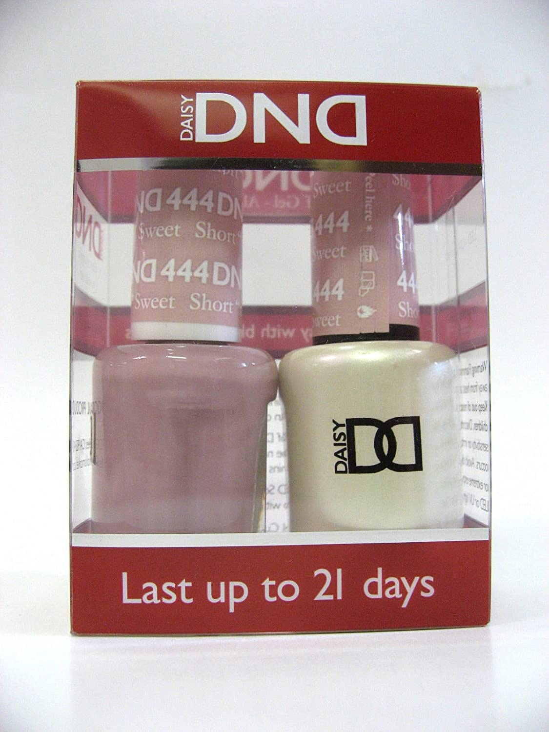 Amazon.com: DND *Duo Gel* (Gel & Matching Polish) Fall Set 444 ...