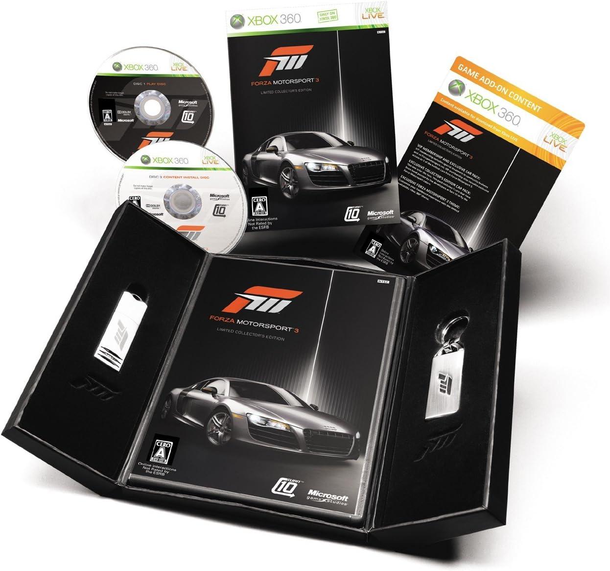 Forza Motorsport 3(フォルツァ モータースポーツ 3) リミテッド ...