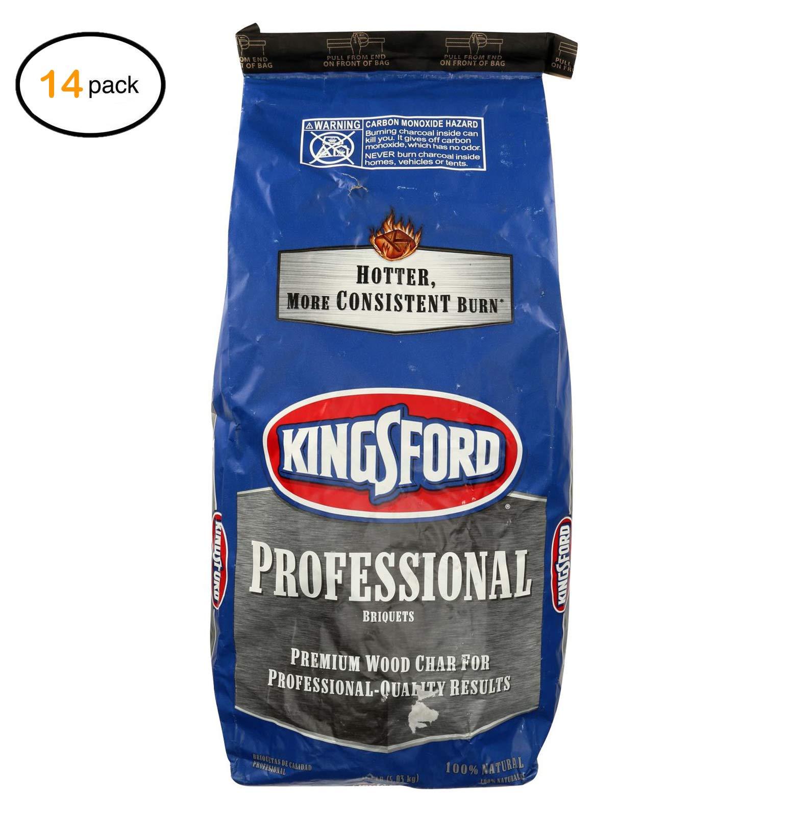 Kingsfоrd Prоfеssiоnal Briquеts - 11.1 lb.