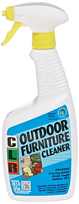 Charming Outdoor Furniture Cleaner