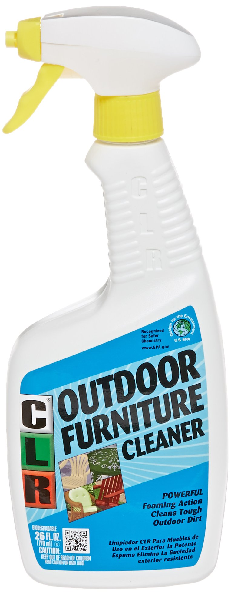 CLR PB-OF-26 Outdoor Furniture Cleaner, 26-Ounce by CLR (Image #2)
