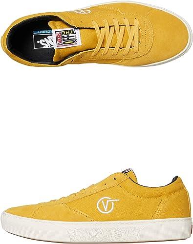 Amazon.com | Vans Paradoxxx Yolk Yellow