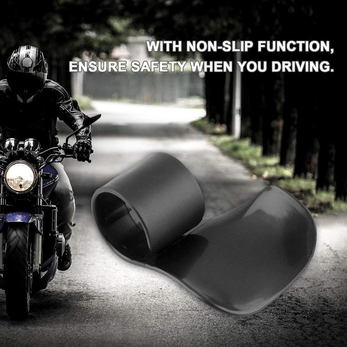 Universal Moto E-Bike Grip di acceleratore Assist polso regolatore di velocit/à Cramp Rest manubrio Grip supporto per moto
