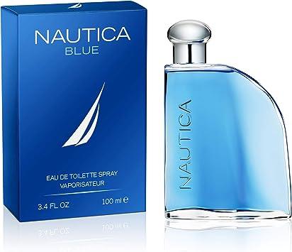 Náutica Blue Eau de Toilette para Hombre - 100 ml.: Amazon.es: Belleza