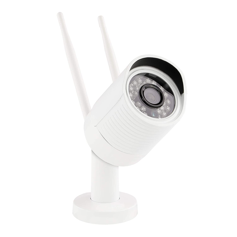 hikam A7/ : La c/ámara para una casa Segura. Wireless IP c/ámara HD para Exteriores IP66/con Instrucciones en alem/án Aplicaci/ón////Support Vigilancia C/ámara con WiFi WiFi C/ámara Ext 2/ª generaci/ón
