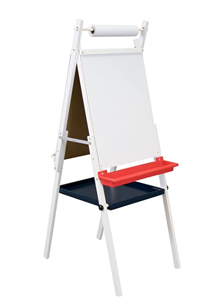 Merveilleux Studio Designs Kids Easel W/Storage