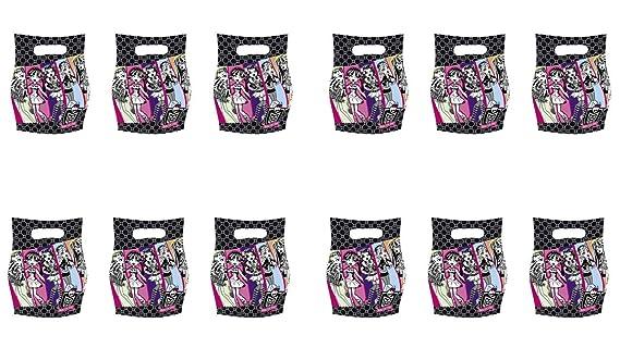ALMACENESADAN 2509; Pack 12 Bolsas para chuches o Juguetes ...