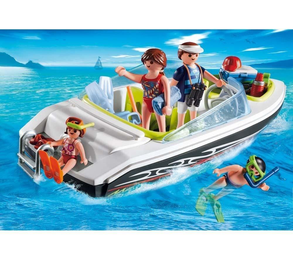 Playmobil 4862 Family Speedboat