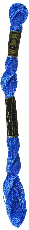 Taglia 5 Dark Blu Elettrico DMC 115/5/ /995/Pearl Cotton Thread