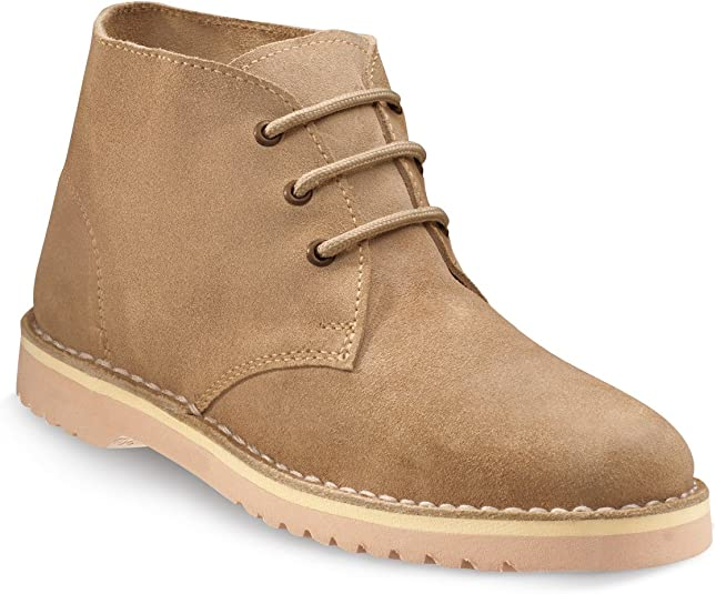Chums Pegasus Desert Boots en Daim pour Homme: