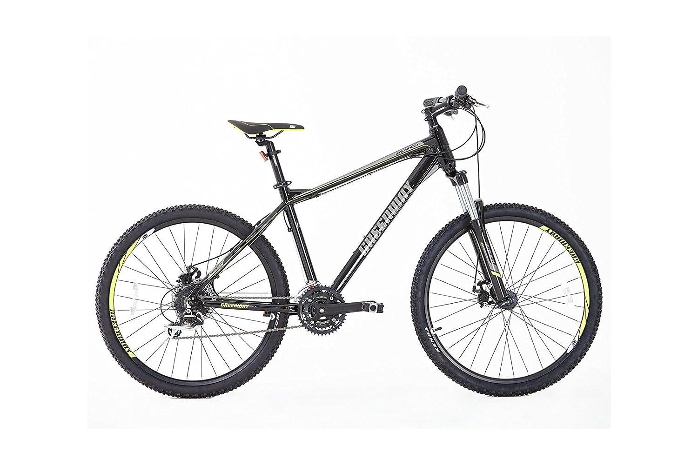 Bicicleta de montaña, Greenway marca, marco de aleación y horquilla ...