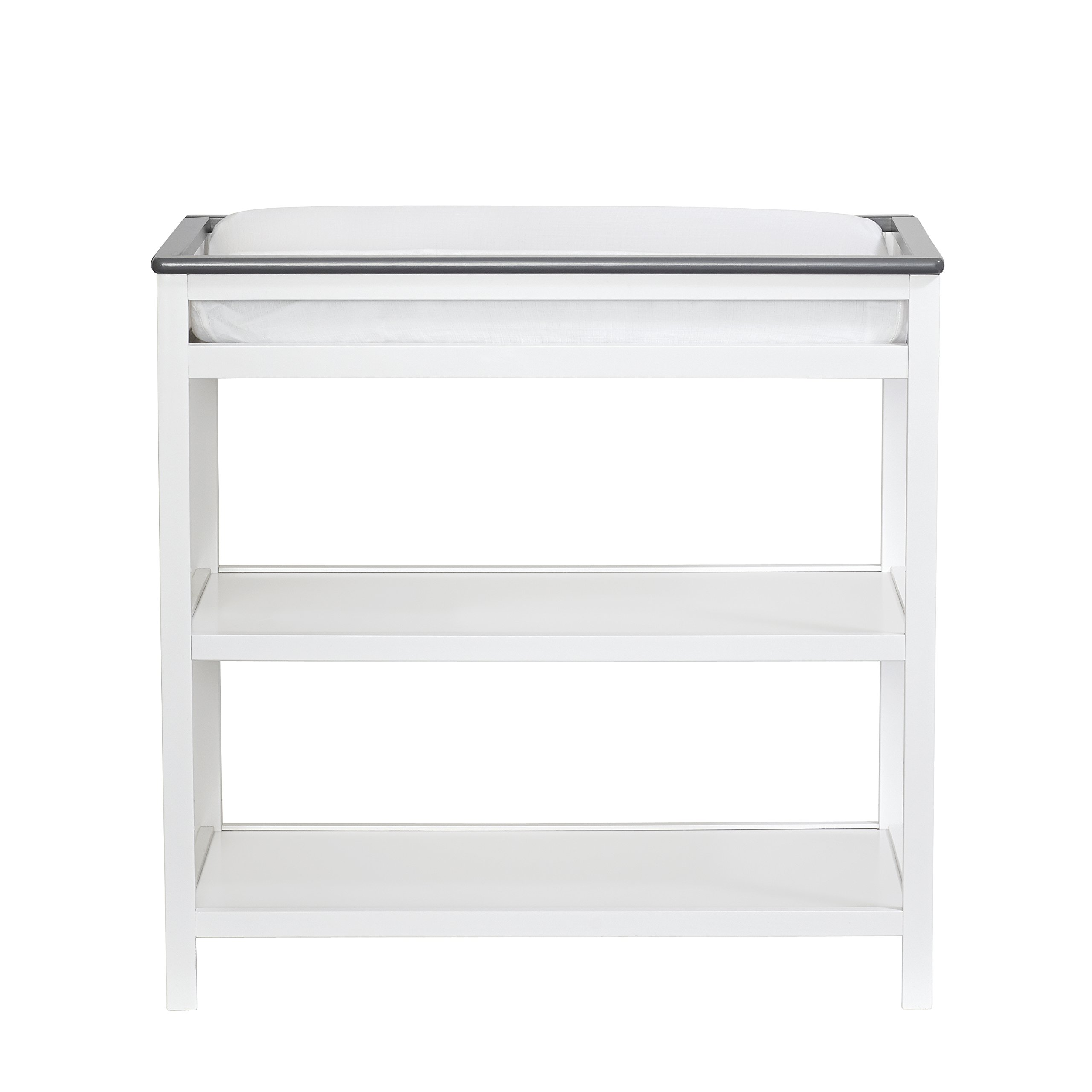 Suite Bebe Brooklyn Changing Table White/Grey