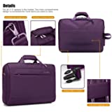CoolBELL 15.6 Inches Convertible Laptop Messenger