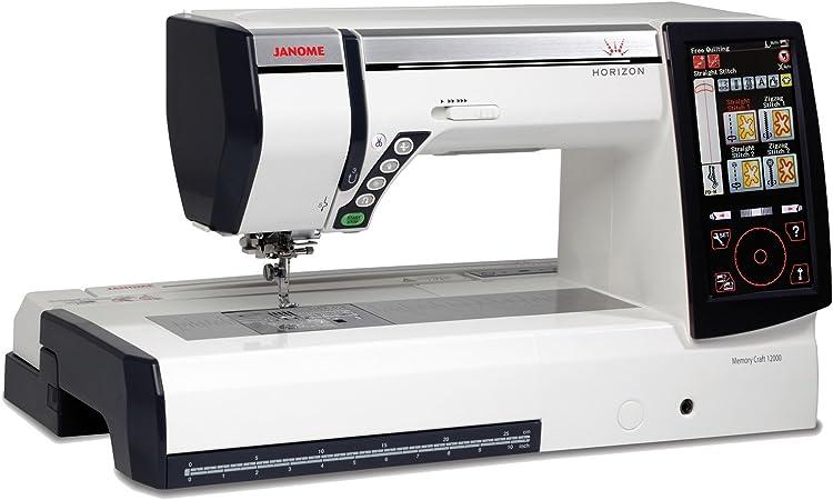 Janome 4250229849614 - Memory Craft 12000 máquina de Coser ...