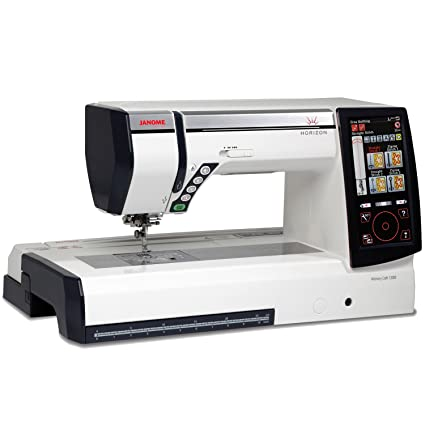 Maquina de coser bordadora industrial