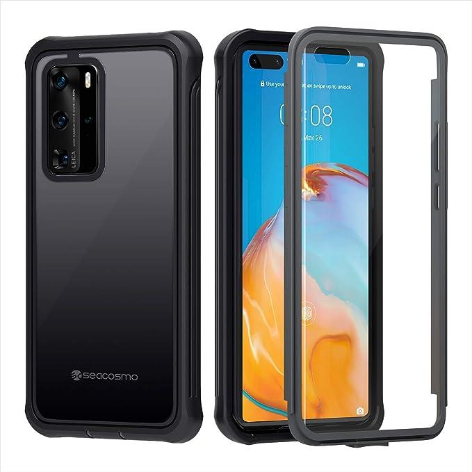 Seacosmo Huawei P40 Pro Case Shockproof P40 Pro Mobile Elektronik