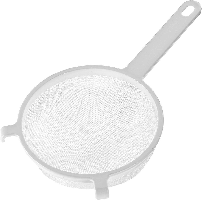 Westmark: Malla Ligera colador en Color Blanco - 18 cm