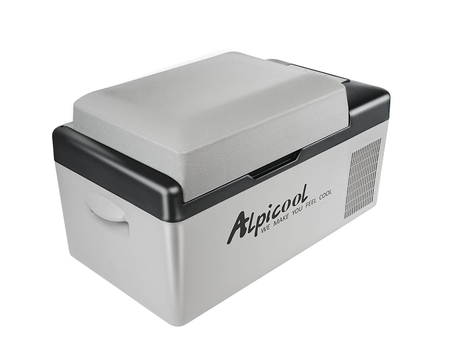 Alpicool C20 Portable Refrigerator 21 Quart(20 Liter) Vehicle, Car, Truck, RV, Boat, Mini Fridge Freezer for Driving, Travel, Fishing, Outdoor and Home use...