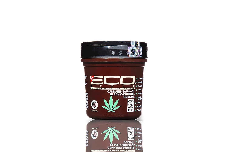 Eco Styler Cannabis Sativa Oil Styling Gel 8oz