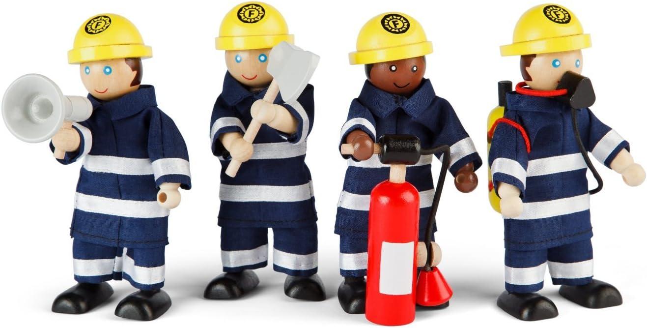 Firefighter Figures