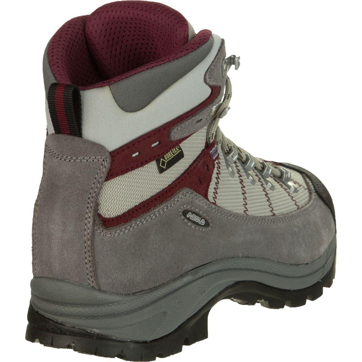 Asolo Women's Revert GV Hiking Boot B00DWWDGR2 8 B(M) US|Donkey/Grey