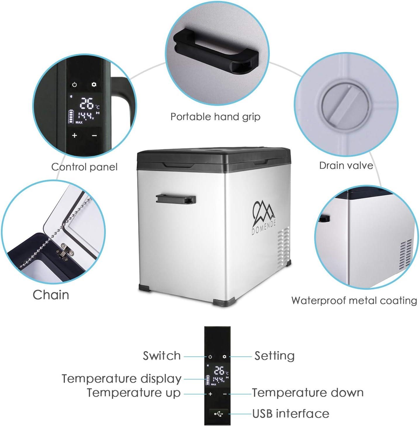 Car Refrigerator Freezer