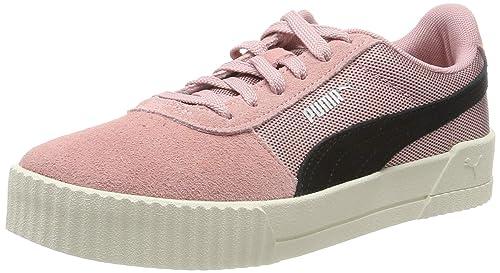 PUMA Damen Carina Lux Sd Sneaker: : Schuhe