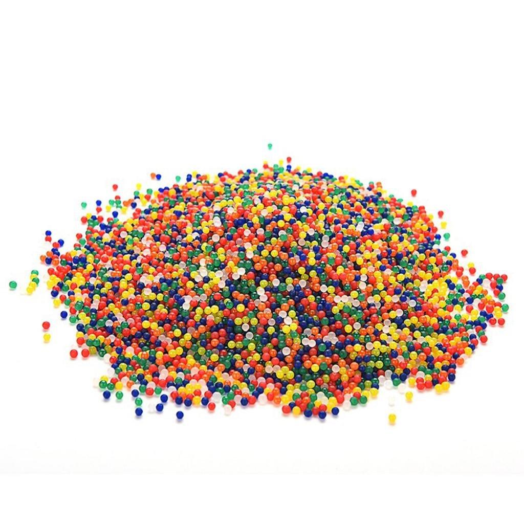 Forgun 10000 X Water Bullet Balls Gun Pistol Toys Crystal Soil Water Beads