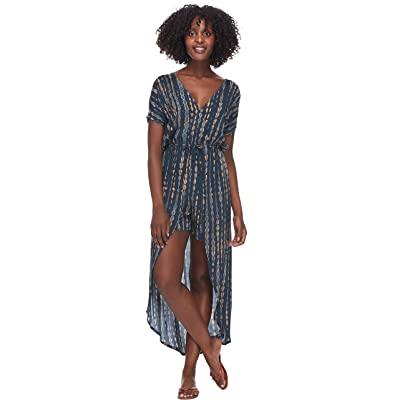 Skye Women's Izanagi Rayon Mid Thigh Romper Cover Up at Women's Clothing store