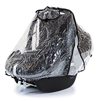 Baby Car Seat Rain Cover Quality Cover for Tutti Bambini Bygo