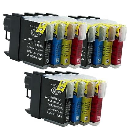 Cartuchos de tinta de repuesto compatibles con Brother LC11 ...