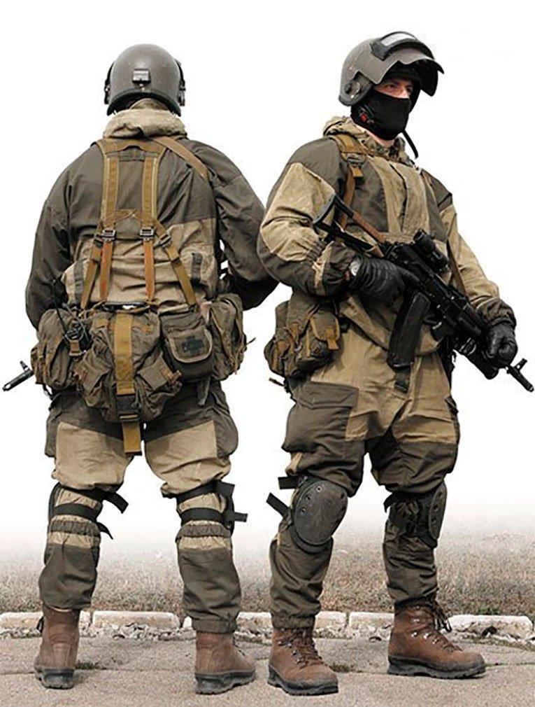 Bars gorka-4 Bares Genuine Ruso ejército Especial Militar BDU Uniforme Traje de Camuflaje